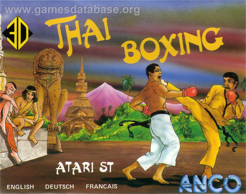 4D Boxing - Atari ST