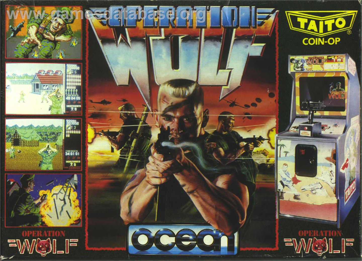 operation thunderbolt operation wolf 3 arcade operation tiger arcade