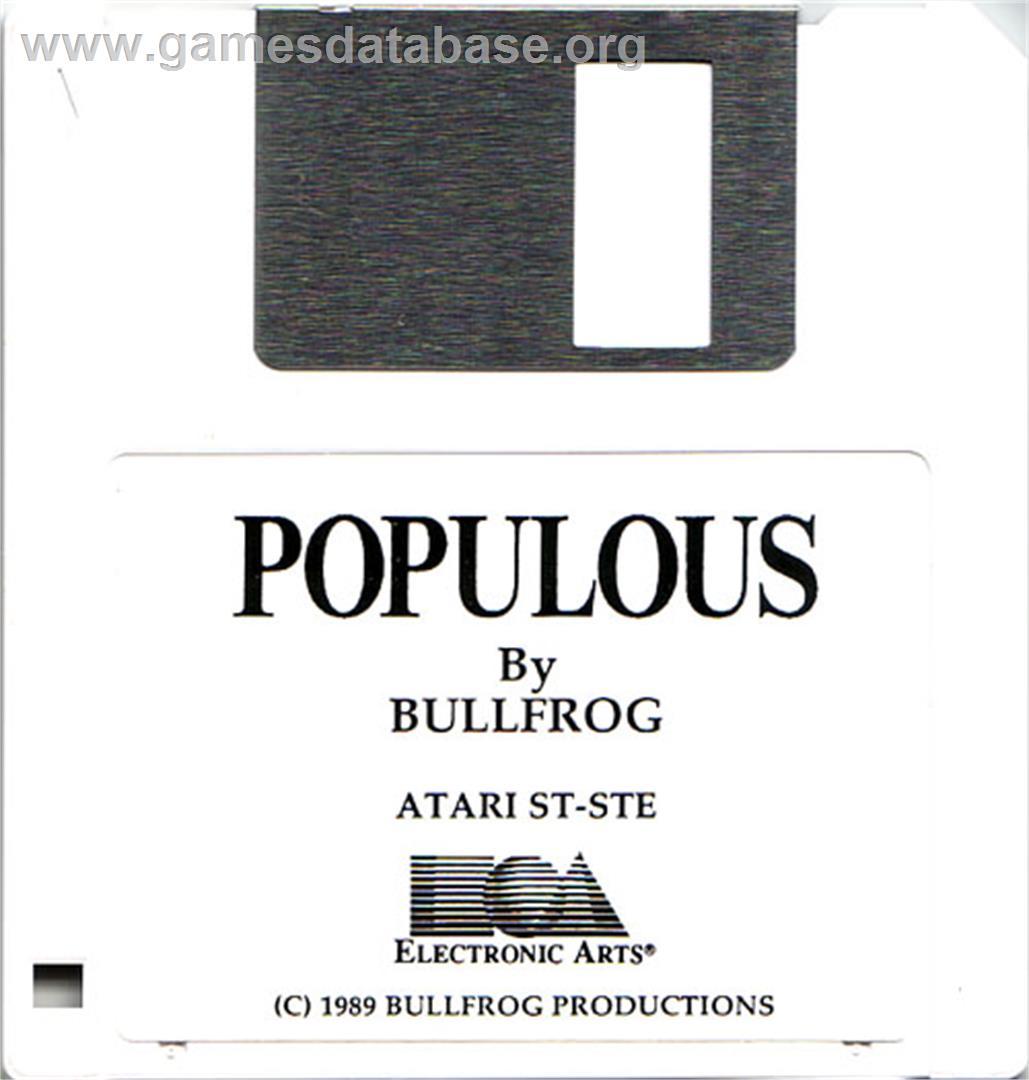 Populous - Atari ST