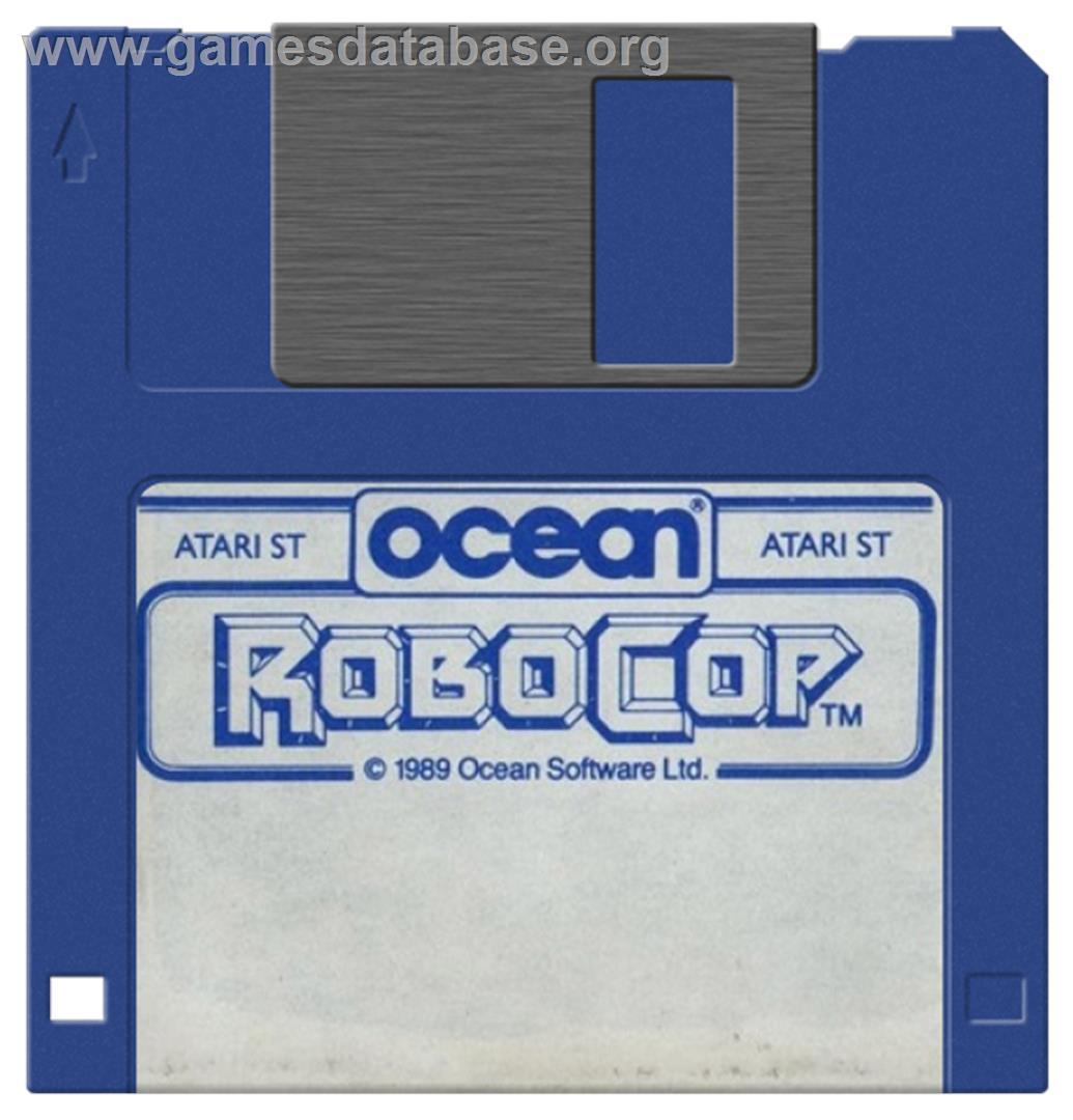 Robocop - Atari ST