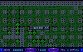 In game image of Douglas Rockmoor 2 on the Atari ST.