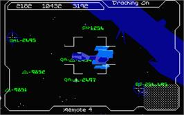 In game image of Magic Fly on the Atari ST.
