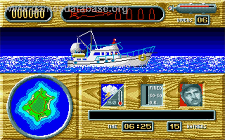 Jaws - Atari ST