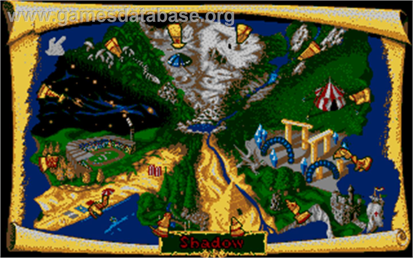 Lemmings 2 - The Tribes download