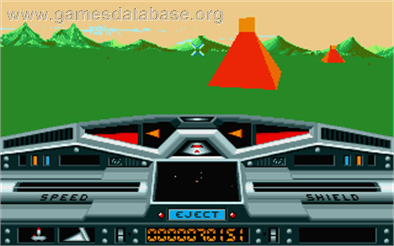 Moon Blaster - Atari ST