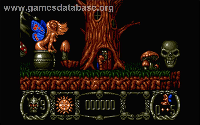 Stormlord Atari St Games Database