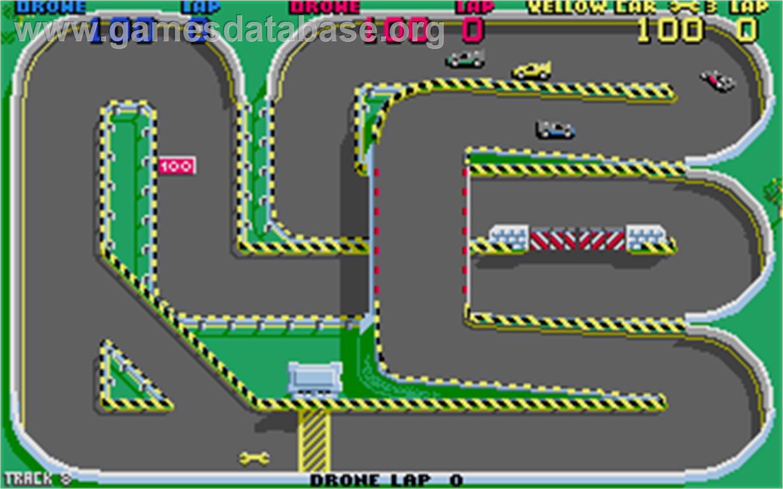 Super Sprint - Atari ST