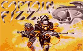 Title screen of Crystal Kingdom Dizzy on the Atari ST.
