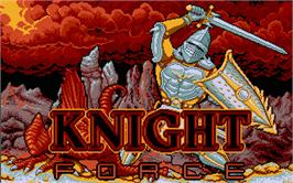 Title screen of Knight Orc on the Atari ST.
