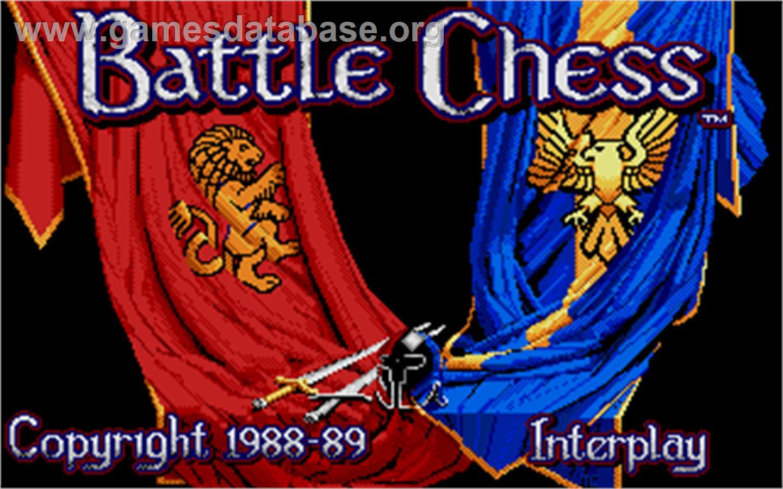 Battle Chess - Atari ST