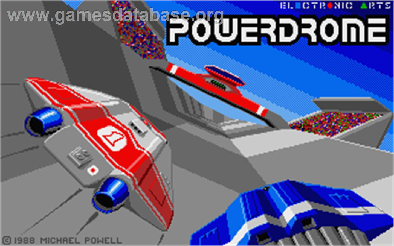 Powerdrome - Atari ST