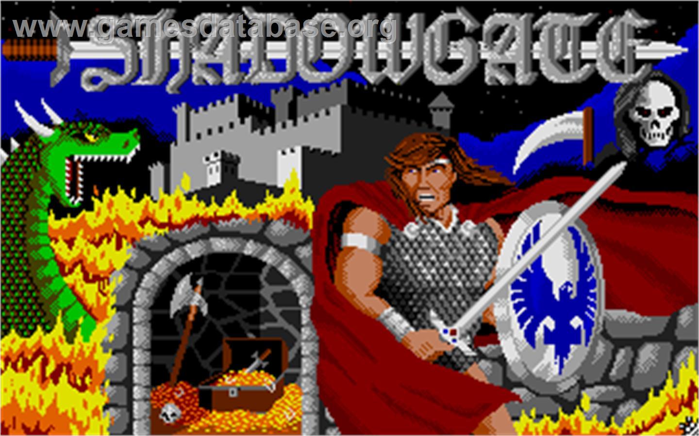 Shadowgate - Atari ST