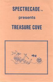 Box cover for Treasure Cove on the Bally Astrocade.