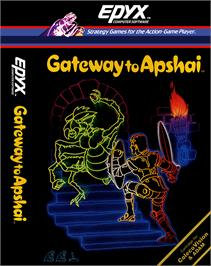 Box cover for Gateway to Apshai on the Coleco Vision.