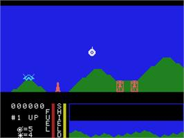 In game image of Victory on the Coleco Vision.