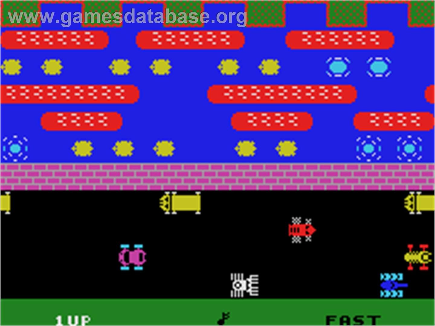Frogger Coleco Vision Games Database