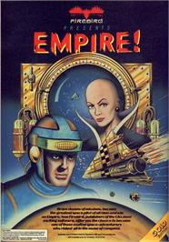 Advert for Empire: Wargame of the Century on the Commodore 64.