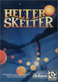 Advert for Helter Skelter on the Commodore 64.
