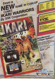 Ikari Warriors - Commodore 64