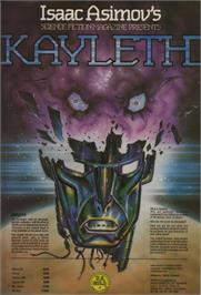 Advert for Kayleth on the Commodore 64.