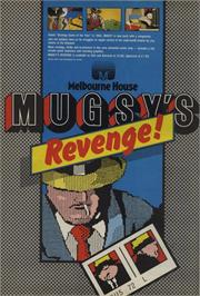 Advert for Mugsy's Revenge on the Commodore 64.