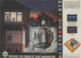 Advert for PHM Pegasus on the Commodore 64.
