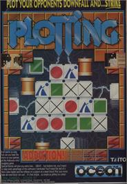 Advert for Plotting on the Commodore 64.