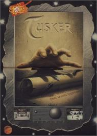 Advert for Tusker on the Atari ST.