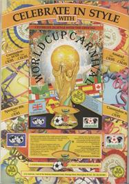 Advert for World Cup Carnival on the Commodore 64.