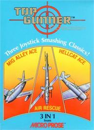 Box cover for Air Rescue I on the Commodore 64.