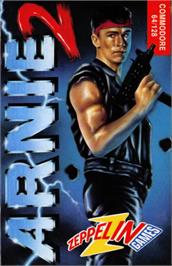 Box cover for Arnie 2 on the Commodore 64.