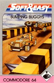 Box cover for Bumping Buggies on the Commodore 64.