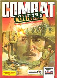 Box cover for Combat Course on the Commodore 64.