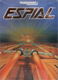 Box cover for Espial on the Commodore 64.