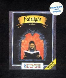 Box cover for Fairlight: A Prelude on the Commodore 64.
