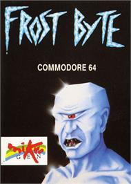 Box cover for Frost Byte on the Commodore 64.