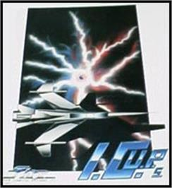 Box cover for I.C.U.P.S. on the Commodore 64.