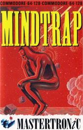 Box cover for Mindtrap on the Commodore 64.