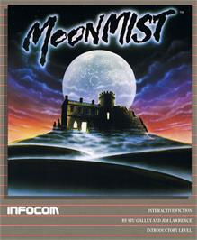 Box cover for Moonmist on the Commodore 64.