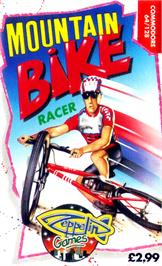 Box cover for Mountain Bike Racer on the Commodore 64.