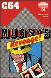 Box cover for Mugsy's Revenge on the Commodore 64.