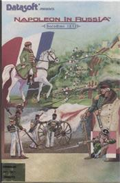 Box cover for Napoleon In Russia: Borodino 1812 on the Commodore 64.