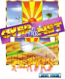 Box cover for Over the Net on the Commodore 64.