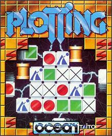 Box cover for Plotting on the Commodore 64.