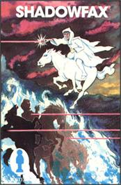 Box cover for Shadowfax on the Commodore 64.