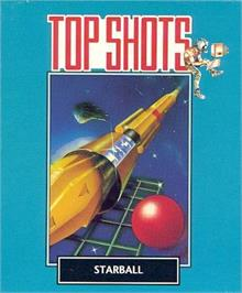 Box cover for Star Ball on the Commodore 64.