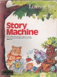 Box cover for Story Machine on the Commodore 64.