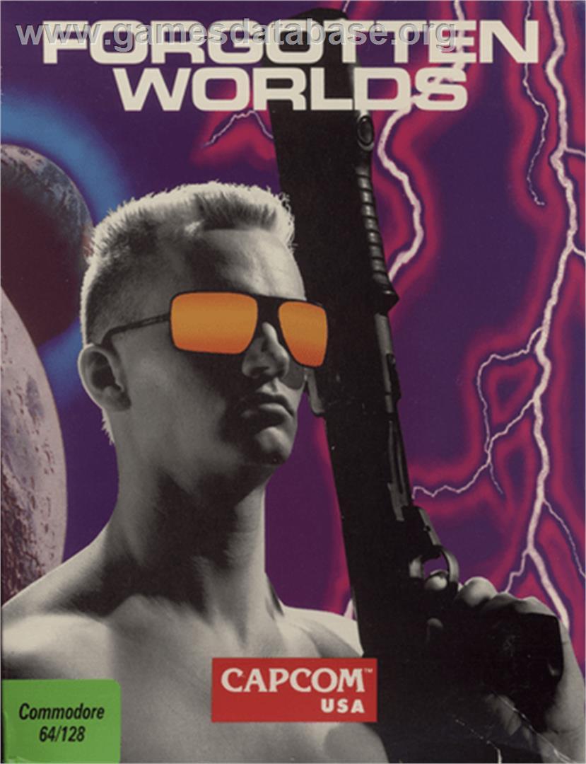 Forgotten Worlds - Commodore 64