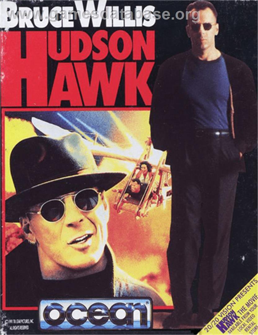 Hudson Hawk - Commodore 64
