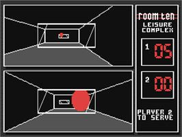 In game image of Room Ten on the Commodore 64.